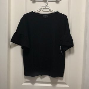 Lord & Taylor Bell Sleeved Top